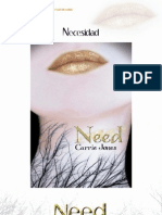 Need_Carrie Jones (Español)