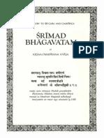 Srimad-Bhagavatam Fifth Canto Volume 2