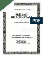 Srimad-Bhagavatam Sixth Canto Volume 2