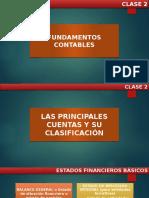 Clase 2 Fundamentos Contables