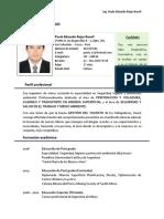 Paulo Eduardo Rojas Rosell Actualizado