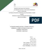 Análisis Informativo Cuenca La Ceibita