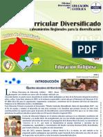 Rutas de Aprendizaje Religion Odec- 2016