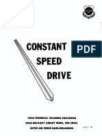 141 Constant Speed Drive