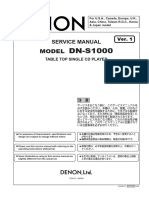 Denon DNS1000prof CD