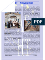 Newsletter of June 2010