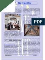 Newsletter de juin 2010