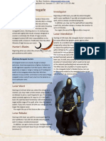 Middle Finger of Vecna Class Pack 2 | Religion And Belief