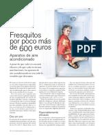 Aparatos de Aire Acondicionado (Revista de Economía 2006)