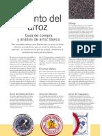 Arroz Guía de Compra y Análisis (Revista de Economía 2006)