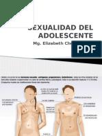 Sexualidad en Adolescente 2014
