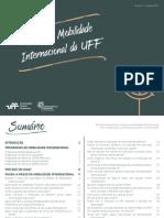 Guia de Mobilidade Internacional Da UFF