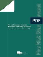 Fire Response Procd