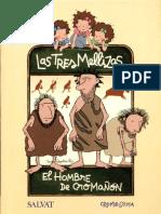 El Hombre de Cromañon - Las Tres Mellizas-FREELIBROS.org