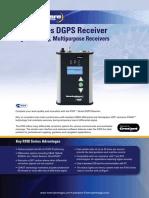 R100 Series DGPS Receiver - Multipurpose Receivers