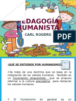 pedagogia humanista