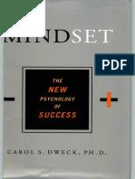 257767553 Mindset the New Psychology of Success by Carol Dweck PDF