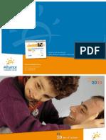 Rapport Alliance Ok(Bd)