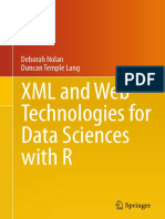 XML and Web Technologies for Data Sciences With R-Springer-Verlag New York (2014)
