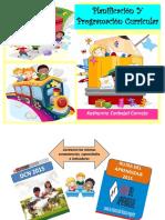 Planificacicón y Programación Curricular