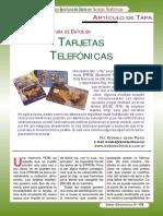 Tarjetas Telefonica