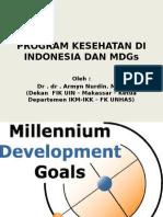 01 - Mdgs 2014 Mdgs (Dr Armyn Nurdin)