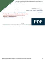 Metalurgia. Procesamiento de Minerales. Como Realizar Una Evaluación Técnica en Circuito Industriales de Molienda y Clasificación (Página 2) - Monografias