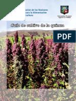 Guia de Cultivo de La Quinua
