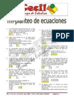 Planteo de Ecuaciones v-17