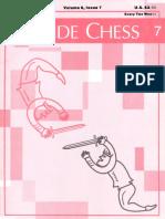 Inside Chess - Vol.6,No.7 (19-April-1993)