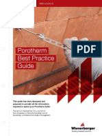 Porotherm Best Practice Guide LOW RES Feb 2015