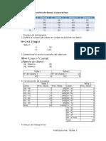 Casos. Estadística Descriptiva
