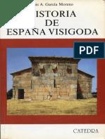 Luis A. García Moreno - Historia de España visigoda