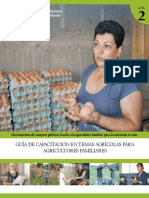 Guia de Capacitacion en Temas Agricolas Para Agricultores Familiares
