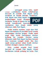 Petikan Dusun Buah