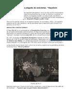 Napoleón…Una Vida Plagada de Anécdotas