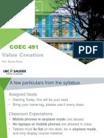 AP - Value Creation