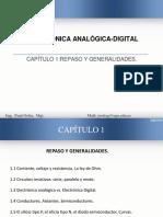 Electronica analogica Digital capitulo 1