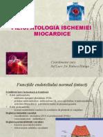 CURS 8 Fiziopat Ischemiei Miocardice