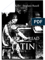 Learn to Read Latin Keller, Russell.pdf