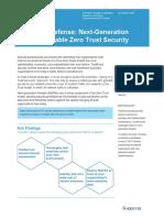 Best Defense NGFW Zero Trust Security Executive Summary