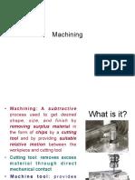 Machining 3