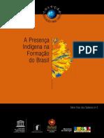livro a presença indigena na formação do brasil