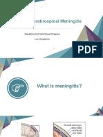 Epidemic Cerebrospinal Meningitis
