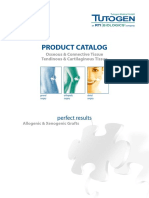 Tutoplast Product Catalog[Taureon]
