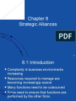 Ch 8 SCM Strategic Alliances