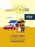 A Long Term Vision for the Philippines