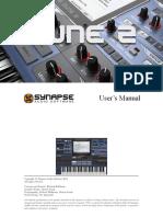 DUNE 2 Manual