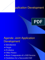 Joint Application Development (JAD)