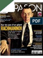Diapason N°606 - Octobre 2012